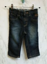 George At Asda Boys Mid Blue Jeans Age 1 -1.5 Years