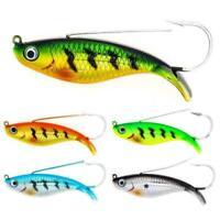 Anti Grass Fishing Lure 8.5cm 21.5g 1Pcs Wobbler Artificial Bait Hard VIB S A6O1