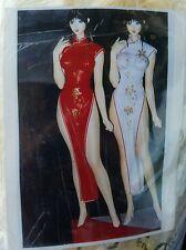 1/6 G-taste Yuki Shihodo Red Chiense(f0504) Unpainted Resin Model Kit *USA*