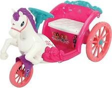 Disney Princess M009009 6V Battery Operated Horse and Carriage