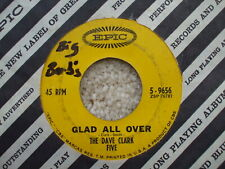 The Dave Clark Five - Glad All Over / I Know You -  USA Jukebox 45
