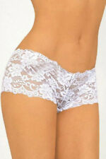 Womens Sexys Panties Plus Size Lace Knickers Lingerie Boyshorts Briefs Underwear