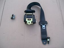 PEUGEOT 206 O/S/R PASSENGER REAR SEAT BELT BOLTS SPACERS OFF 2001 YEAR 3 DOOR