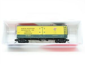 N Scale InterMountain 67716-05 NWX North Western Line Wood Reefer #5316