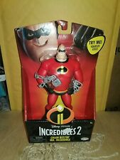 """New Incredibles 2 Chain Bustin Mr. Incredible 6"""" Scale"""
