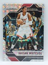 New listing 2016-17 Panini Prizm Mosaic Basketball - HASSAN WHITESIDE - Miami Heat #37