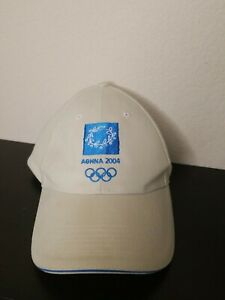 Athens Olympics Games 2004 Baseball Cap Rare