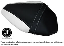 Diseño 2 Negro Blanco Vinilo Personalizado Para Kawasaki ZX10R 1000 16-17 Funda de Asiento Trasero