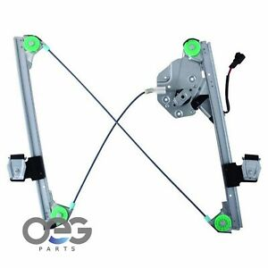 New Window Regulator and Motor Assembly For Cadillac Seville 98-00 Front Right