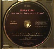 BRYAN ADAMS - HAVE YOU EVER REALLY LOVED A WOMAN? 2 TRACK CD NO COVER! CD ONLY!