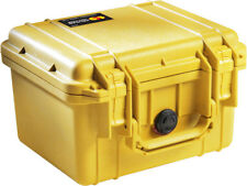 Yellow Pelican ™ 1300 Case NF empty includes Your FREE Custom Engraved Nameplate