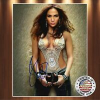 Jennifer Lopez Autographed Signed 8x10 Photo REPRINT
