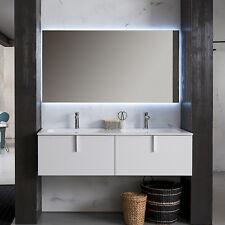 B201 70 Life – Mobile arredo bagno design L 140,5 cm personalizzabile COMPAB