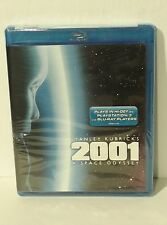 2001: A Space Odyssey (Blu-ray Disc, 2007, Special Edition) NEW Stanley Kubrick