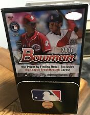 2018 BOWMAN Retail  HOT PACK OHTANI ?🔥🔥🔥🔥1st Week Run