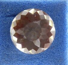 Natural loose diamond Round Rose Cut Chocolate coffee Color 3.20TCW for ring