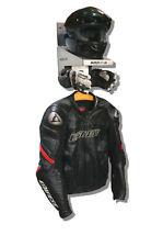 EVOSPACE Helmablage, Helmhalter Wand, Biker Garderobe, einfache Montage - max2h