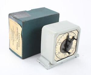 KODAK EASTMAN INTERVAL TIMER MODEL B, BOXED/cks/196707