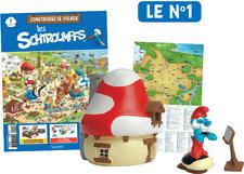 Construire le village des Schtroumpfs N°1 Neuf figurine miniature collection