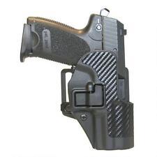 BLACKHAWK! SERPA CQC H&K USP Compact Holster Right Hand Black Carbon Fiber Finis