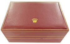 .Scarce / Large 1980s Rolex 56.01.1 Display Box Day-Date President Ref 1802 1803