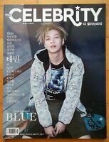 SHINee Taemin/CUTTING 18P---Magazine Clippings/Celebrity Korea/May 2016