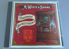 M Welte & Sohne Pneumatic Orchestrions CD