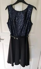 Party Wedding Christmas Dress Size 12 Excellent Condition