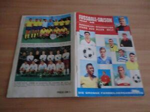 Sammelbilder, Sammelalbum Fußball Saison 1967/68, Beckenbauer.... Sicker-Verlag