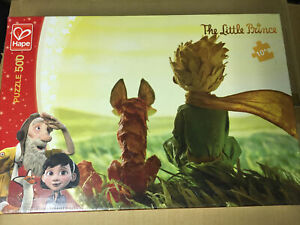 The Little Prince & Fox 500 Piece Jigsaw Puzzle Ages 10+ Friends NEW SEALED