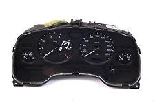 orig. Opel Astra G Tacho Tachometer km/h Kombiinstrument Benziner 90561454 QN