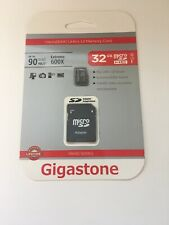 Gigastone MicroSDHC USH-1 U1 32 GB Micro Sd And Adapter