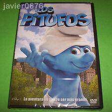 LOS PITUFOS DVD NUEVO Y PRECINTADO