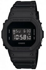 Casio G Shock Dw-5600bb-1er Black Digital Stopwatch Timer WR 200m