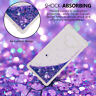 For Samsung Galaxy Note 9, Shockproof Liquid Quicksand Glitter Case Full Cover