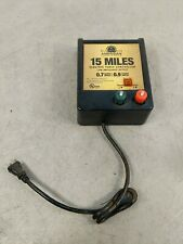 American Farm Works 15 Mile Ac Low Impedance Electric Fence Controller 7e