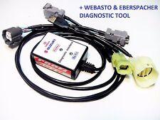 SUZUKI & YAMAHA Outboard Marine Diagnostic kit+WEBASTO &  Eberspacher Diagnostic