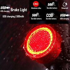 BICYCLE Rear Tail Light Smart LED CYCLE TAILLIGHT Waterproof Warning Cycling