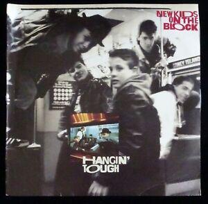 New Kids On The Block - Hanging Tough LP