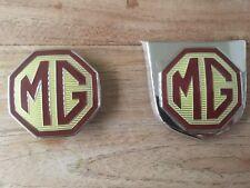 Mg F Mgf Mg Tf Mgtf Mgf Vorne+hinten Logo Emblem