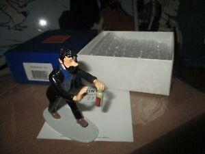Hergé-Pixi -Haddock délire avec sa bouteille-Collector neuf-Boite et certificat