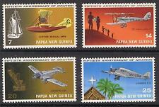 Papua New Guinea 1972 Aviation MNH