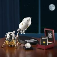 The 50th Anniversary Apollo 11 Model With Genuine Artifact Fisher Space Pen