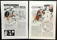 Halloween Costumes Robot Gladiator 1934 HowTo Make Plans
