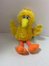 "Sesame Street Big Bird Plush stuffed animal GUND 14"" FREE SHIPPING"