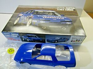 Fujimi 1:24 Scale Toyota Supra Group A Body Shell Only As Pictured