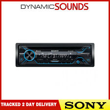 Sony MEX-N4200BT automóvil CD MP3 USB Aux-In Stereo Con Doble Bluetooth iPod-Restaurada