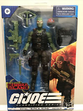 GI Joe Classified Series Beach Head ?Blue Eyed?Cobra Island Target Exclusive