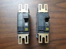 Square D QOU Series 2-Pole 30-Amp Breaker JS-1028-D2