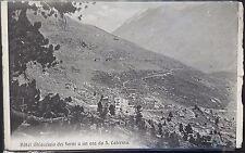 1910 - Sondrio - Santa Caterina - Hotel Ghiacciaio dei forni